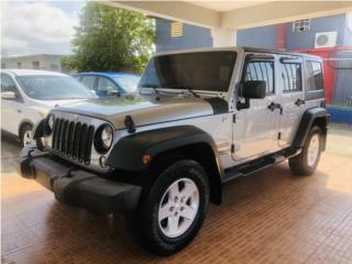 Jeep Wrangler 2015 Nitido!!$26500, Jeep Puerto Rico