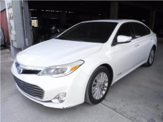 CAMRY XLE HYBRID EQUIPADO! PIEL/SUNROOF, Toyota Puerto Rico