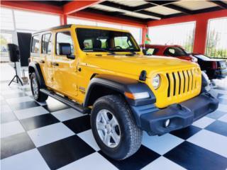JEEP WRANGLER 2020, Jeep Puerto Rico