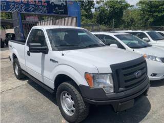 FORD F150 XL 2011 4X4, Ford Puerto Rico