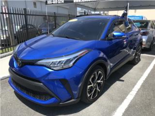 C-HR XLE, Toyota Puerto Rico