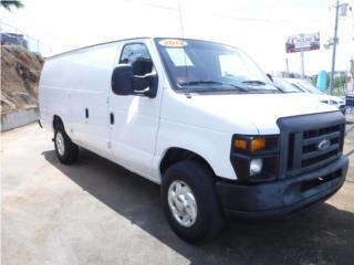 Ford - E-250 Van Puerto Rico