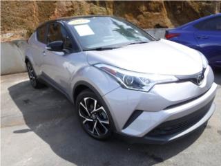 TOYOTA CHR DOS TONO CAMARA-R LIKE NEW, Toyota Puerto Rico