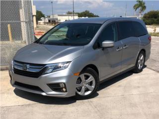 HONDA ODYSSEY EX 2018 ¡ESPECTACULAR!, Honda Puerto Rico