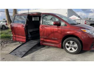 Sienna Braun Ability Ramp Van, Toyota Puerto Rico