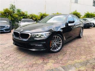 2018-BMW 530I SPORT PREMIUM /COMO NUEVO!!!, BMW Puerto Rico