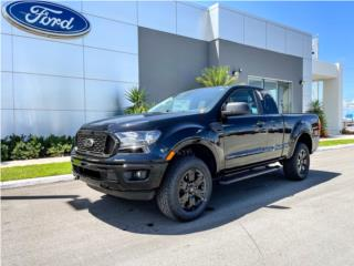 Ford Ranger 2021, Ford Puerto Rico