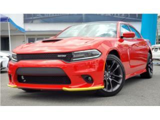 Dodge Charger (Daytona) 2020, Dodge Puerto Rico