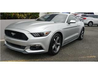 FORD MUSTANG 2017, Ford Puerto Rico