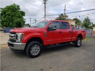 F250 4X4 XLT TURBO DIESEL 6.7L SOLO 3MILMILLA, Ford Puerto Rico