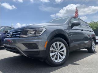 2019 Tiguan Volkswagen , Volkswagen Puerto Rico