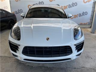 2015 PORSCHE MACAN-S 3.0L TWIN TURBO 2015, Porsche Puerto Rico