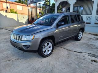 JEEP COMPASS 4X4 EN LIQUIDACION PRECIO REAL , Jeep Puerto Rico