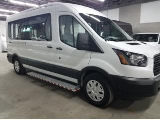 Ford Transit 350 impedido , Ford Puerto Rico