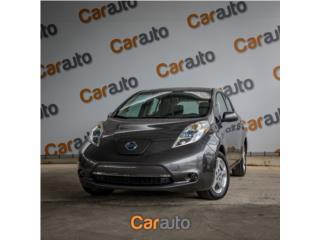 2015 Nissan Leaf HB S Plug-In, Nissan Puerto Rico