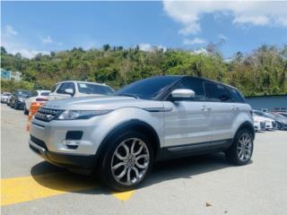 Land Rover Range Rover EVOKE , LandRover Puerto Rico