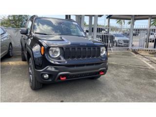 2020 Jeep Renegade TrailHawk 4x4, Jeep Puerto Rico