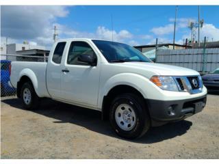 Nissan Frontier 2017 Cabina 1/2, Nissan Puerto Rico