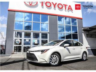 Toyota Corolla LE 2021, Toyota Puerto Rico