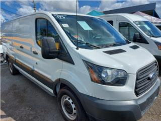 **FORD TRANSIT 250 EXTENDIDA 2018**, Ford Puerto Rico