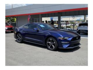 FORD MUSTANG ECO/BOOST, Ford Puerto Rico
