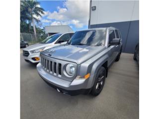 JEEP PATRIOT 4X4 3017 GRIS NITIDA, Jeep Puerto Rico