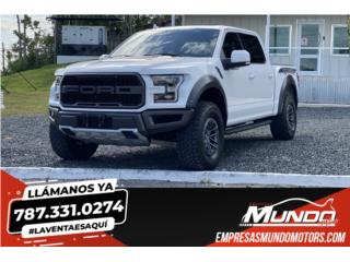 FORD F-150 2019  **RAPTOR EDITION**, Ford Puerto Rico