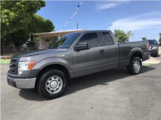 2014 Ford F-150, Ford Puerto Rico