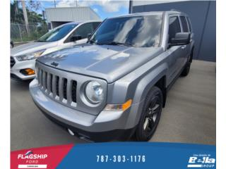 JEEP PATRIOT 4X4 2017 GRIS NITIDA, Jeep Puerto Rico