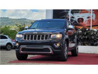 JEEP GRAND CHEROKEE 2015, Jeep Puerto Rico