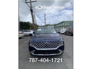 Hyundai Santa Fe 2021 ?? ?? , Hyundai Puerto Rico