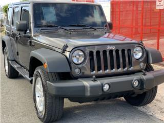 2018 UNLIMITED SPORT, Jeep Puerto Rico
