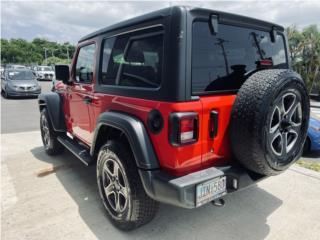 HERMOSO JEEP WRANGLER SPORT 2020 POCO MILLAJE, Jeep Puerto Rico
