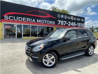2017 GLE350 INMACULADO SOLO 37 MIL MILLAS, Mercedes Benz Puerto Rico
