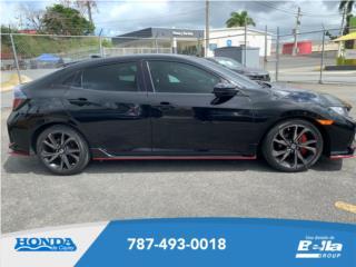 Honda - Civic Puerto Rico