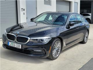 BMW 530e iPerformance XDrive Como nuevo! , BMW Puerto Rico