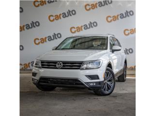 2018 Volkswagen Tiguan SE, Volkswagen Puerto Rico
