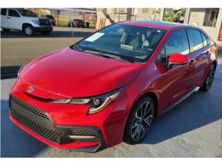 Toyota COROLLA SE 2020 IMPECABLE !!! *JJ, Toyota Puerto Rico