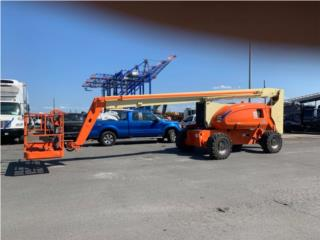 BOOM LIFT 80 PIES ATICULADO JLG, Equipo Construccion Puerto Rico