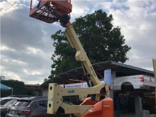 BOOM LIFT PIES ELECTRICO ARITCULADO JLG 40 , Equipo Construccion Puerto Rico