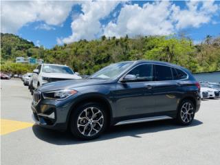 BMW X1, BMW Puerto Rico