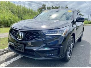 RDX A-Spec |2020| Black Edition , Acura Puerto Rico