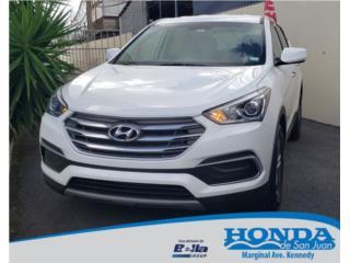 2018 Hyundai Santa Fe Sport, Hyundai Puerto Rico