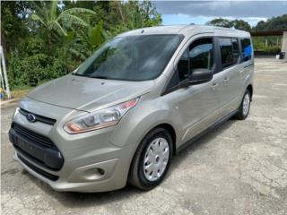 Ford Transit XLT 2014 Wagon pasajero , Ford Puerto Rico