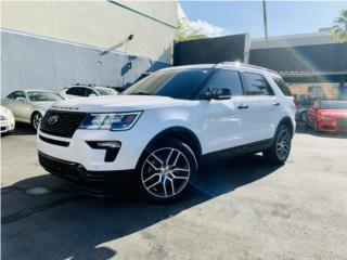 2019 FORD EXPLORER SPORT TURBO AWD PANORAMICA, Ford Puerto Rico