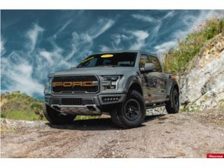Ford F-150 Raptor 2018, Ford Puerto Rico