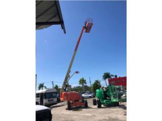 JLG 400S BOOM LIFT (JIRAFA) DIESEL, Equipo Construccion Puerto Rico
