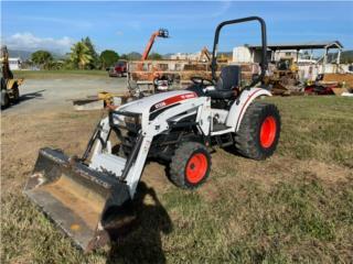 2012 Bobcat CT 230B, Equipo Construccion Puerto Rico