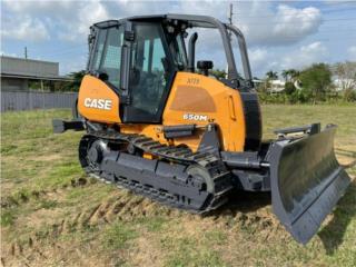 2018 Case 650M XL, Equipo Construccion Puerto Rico