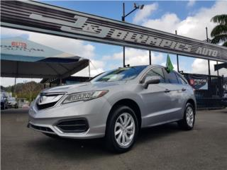 ACURA RDX TECH PACK CarFax Certified, Acura Puerto Rico